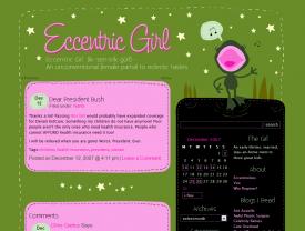 Eccentric Girl