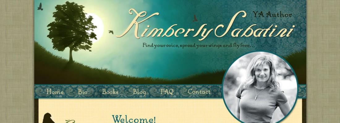 kim-sabatini-home-page-design