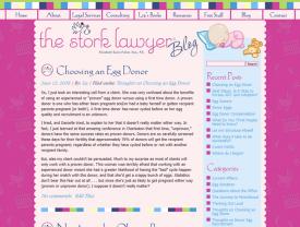 The Stork Lawyer Blog
