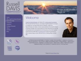 Russell Davis – Cognitive Hypnotherapist