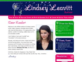 YA Author Lindsey Leavitt