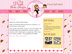 Posh Bake Shoppe