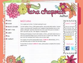 YA Author Lara Chapman