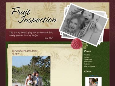 Fruit Inspection