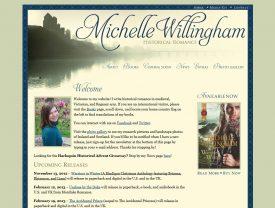 Author Michelle Willingham