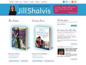 Romance Author Jill Shalvis