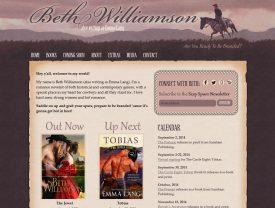 Romance Author Beth Williamson