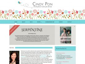 YA Author Cindy Pon