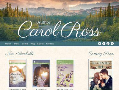 Romance Author Carol Ross