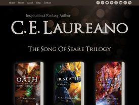 Fantasy Author C.E. Laureano