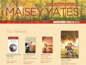 Romance Author Maisey Yates
