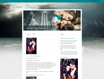 Romance Author Emma Sinclair