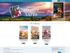 Romance Author Maisey Yates