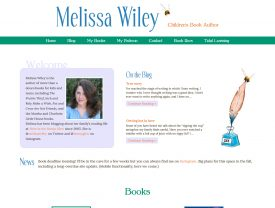 Children's Author Melissa Wiley