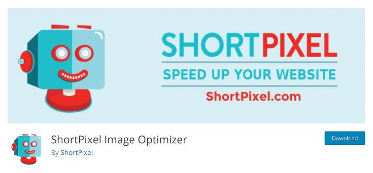 Short Pixel Image Optimizer