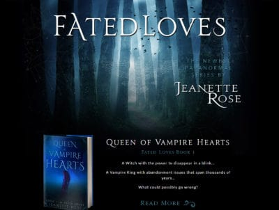 Fated Loves - Author Jeanette Rose