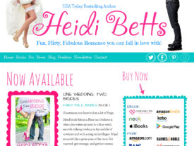 Romance Author Heidi Betts