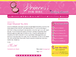Princess For Hire - Blog