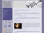 Russell Davis - Cognitive Hypnotherapist | Blog