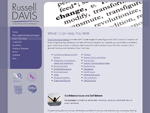 Russell Davis - Cognitive Hypnotherapist | Page